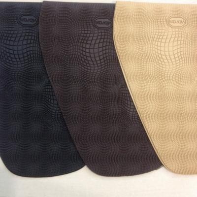 Профилактика формованная Vibram S0007L черная 175х115х1,8 мм