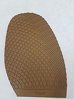 Профилактика формованная S0018 темно-бежевая 180х120х2 мм