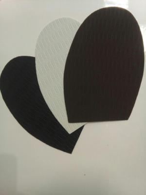 Профилактика формованная черная S0027 180х120х1,8 мм
