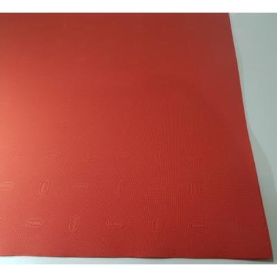 Профилактика листовая 050 красный 380*570*1,2 пирамида