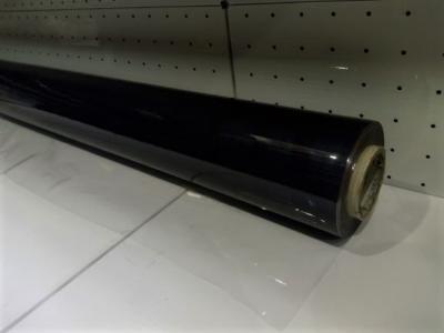 Пленка ПВХ, прозрачная, PVH_0,3 (135см)