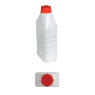 Бутылка пластиковая  1 л
